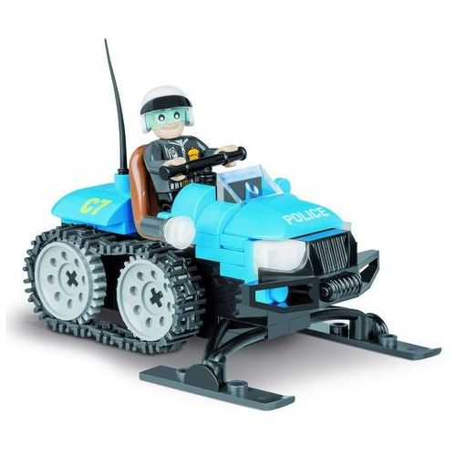 Cobi Klocki Mała Armia Śnieżny Skuter 2145
