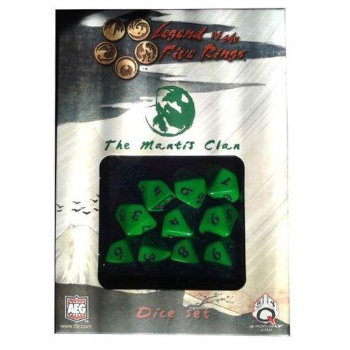 Komplet Legenda 5 Kręgów: The Mantis Clan (Klan Modliszki)