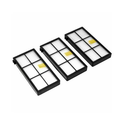 Filtr powietrza hepa roomba seria 800 / 900 (3 sztuki) marki Irobot