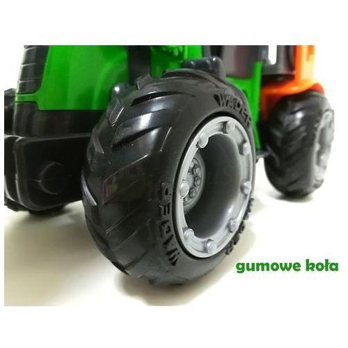 Wader- polesie Griptrucks traktor ładowarka z łyżką