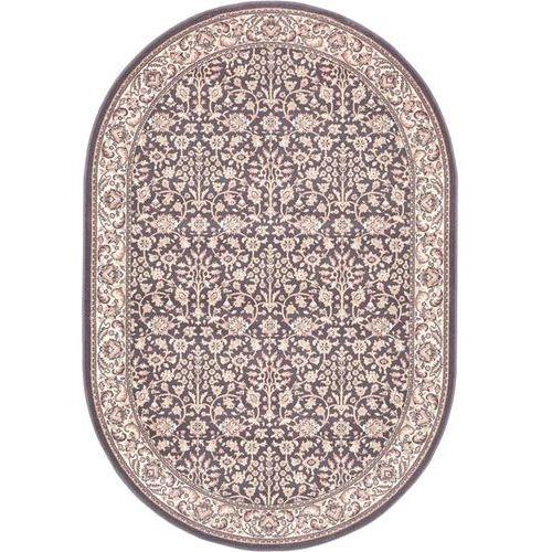 Agnella Dywan isfahan itamar antracyt (owal) 160x240
