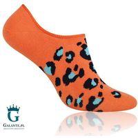 Skarpetki męskie Gepard 002-098 Pomarańczowe, 002-098