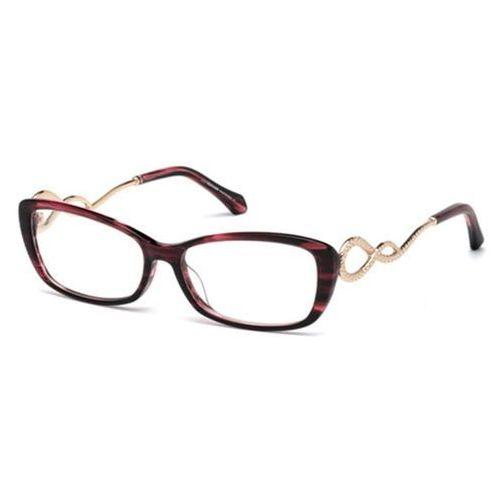 Roberto cavalli Okulary korekcyjne  rc 5010 asciano 047