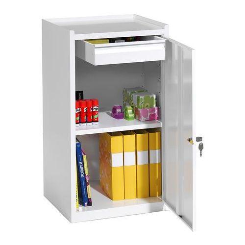 Aj produkty Szafka warsztatowa, szuflada, 900x500x450 mm, biały
