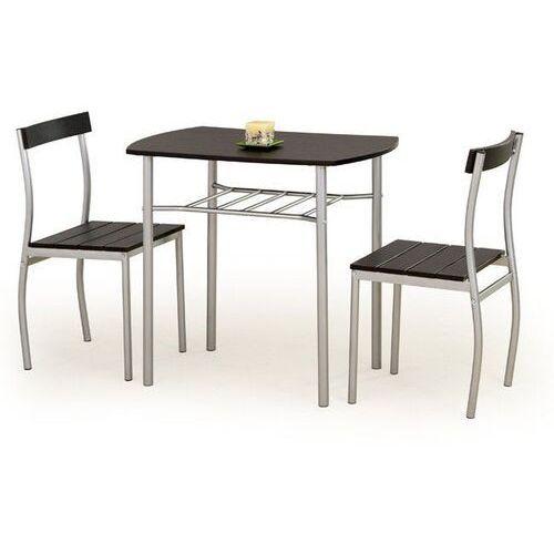 Lance zestaw, stół do jadalni + 2 krzesła marki Style furniture
