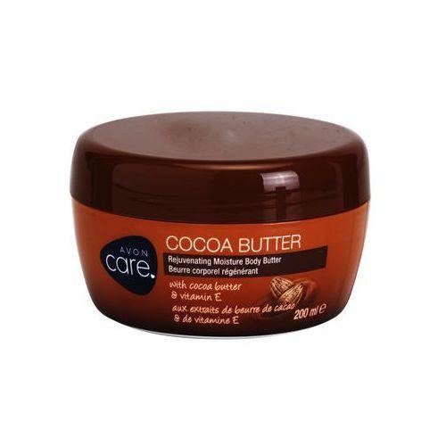 Avon Care odmładzający, nawilżający krem do ciała z masłem kakaowym i witaminą E (Cocoa Butter Rejuvenating Moisture Body Butter) 200 ml z kategorii Pozostałe kosmetyki do ciała
