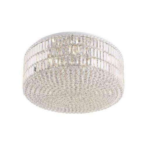 Maxlight Plafon lampa sufitowa puccini 32x40w e14 chrom / przezroczysta c0129