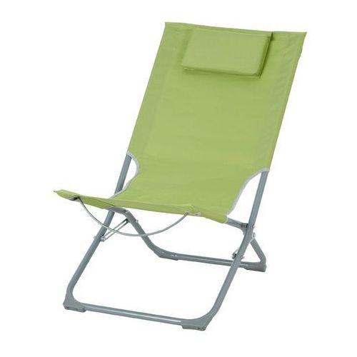 Leżak Curacao zielony