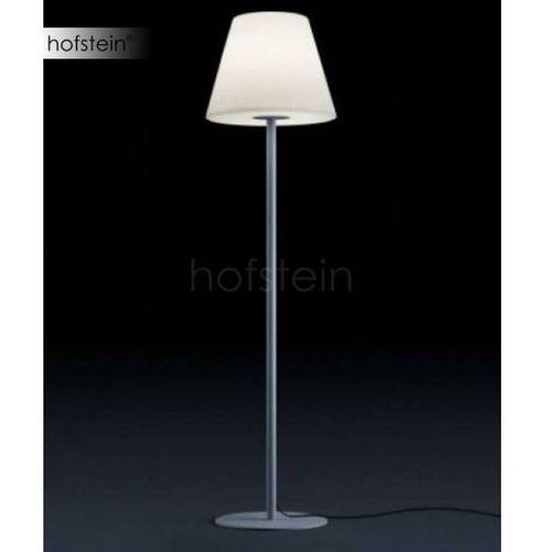 Helestra moris lampa stojąca srebrny, 1-punktowy - nowoczesny - obszar zewnętrzny - moris - czas dostawy: od 6-10 dni roboczych (4022671995887)