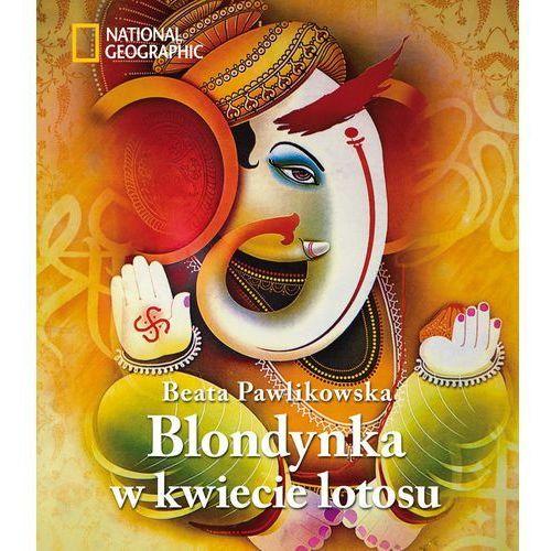 Blondynka w kwiecie lotosu, NATIONAL GEOGRAPHIC