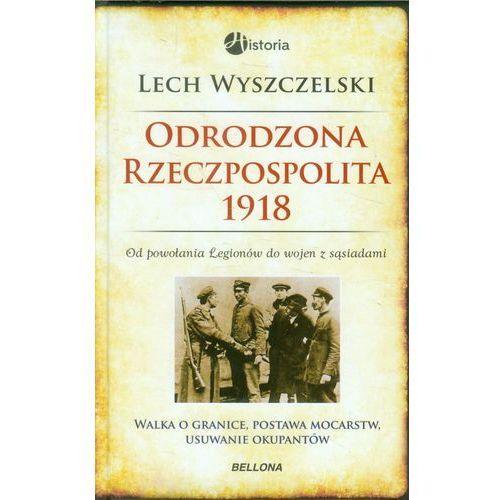 Odrodzona Rzeczpospolita 1918, oprawa twarda