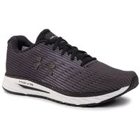 Buty UNDER ARMOUR - Ua Hovr Velociti 2 3021227-001 Blk, kolor szary