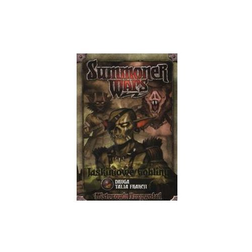 Summoner wars jaskiniowe gobliny - druga talia marki Cube - factory of ideas