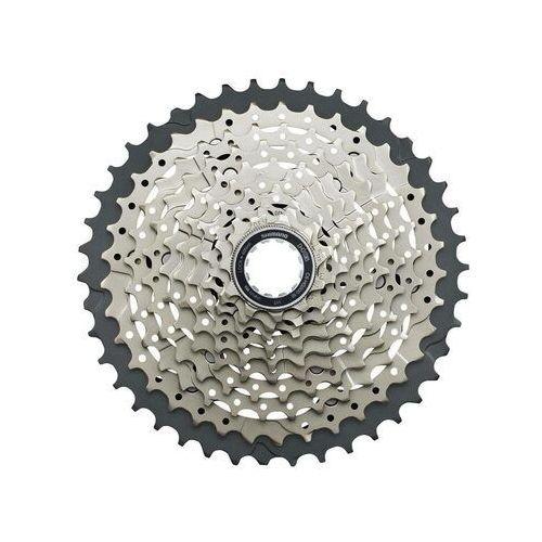 Shimano Kaseta tiagra cs-hg500 srebrny / ilość biegów: 10 / stopniowanie: 11-42