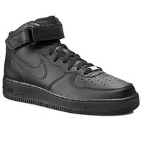 Nike Buty - air force 1 mid '07 315123 001 black