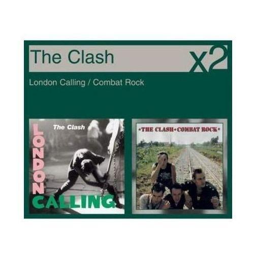 Sony music entertainment The clash - london calling / combat rock (0886977436628)