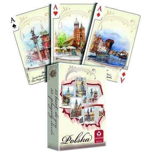 Polska Akwarele talia 55 listków (5901911001610)