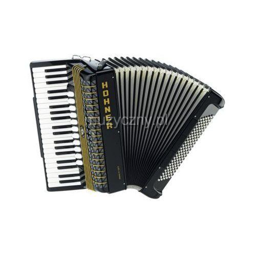 Hohner Atlantic IV 120P akordeon (czarny)