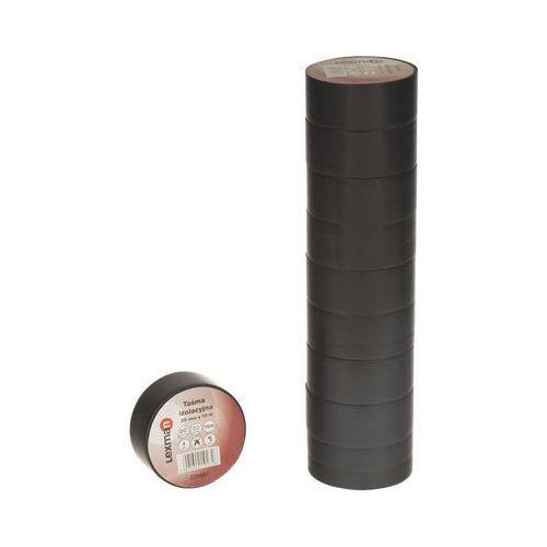 Lexman Taśma izolacyjna 25 mm x 10 m czarna f625122 (5901602192726)