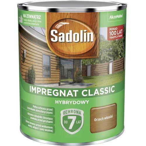 impregnat classic orzech włoski 750 ml marki Sadolin