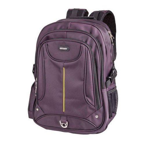 Plecak szkolno-sportowy SPOKEY 836101 Fioletowy, kolor fioletowy