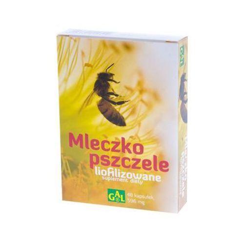 Mleczko pszczele liofilizowane 100mg 48 kaps. - produkt farmaceutyczny