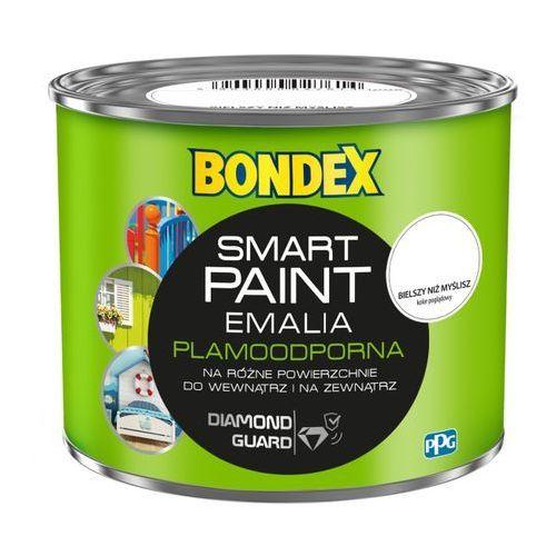 Emalia akrylowa Bondex Smart Paint bielszy niż myślisz 0 5 l (5904000027614)