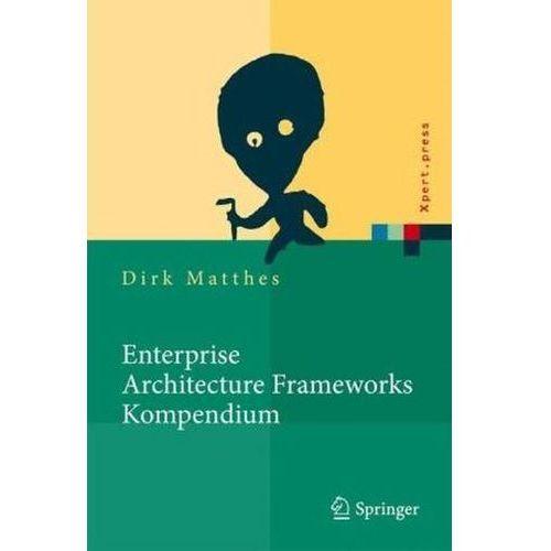 Enterprise Architecture Frameworks Kompendium (9783642129544)