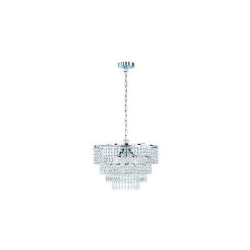 rl orient r13473006 lampa wisząca zwis 3x40w e14 chrom / transparentny marki Trio