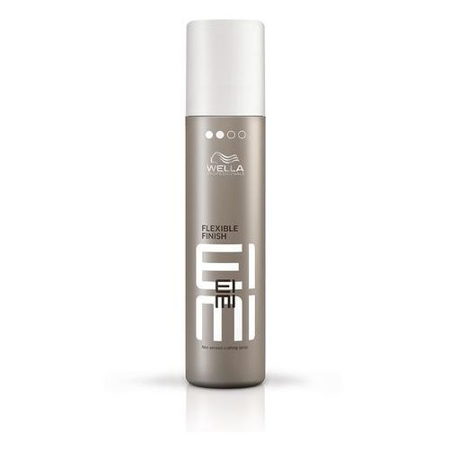 flexible finish spray do wykończenia fryzury working spray 250ml marki Wella