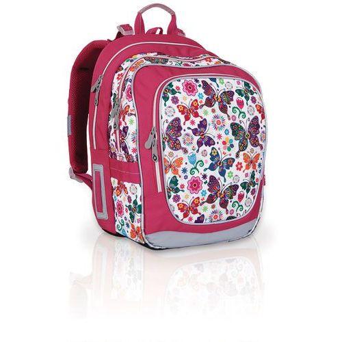 Plecak szkolny Topgal CHI 740 B - White - sprawdź w wybranym sklepie