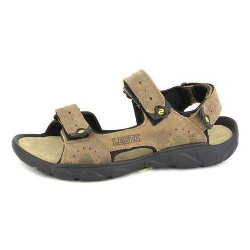 Sandały męskie 1061, Lesta