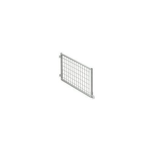Kratowa ścianka działowa,do przemysłowych skrzyń kratowych, średnia konstrukcja