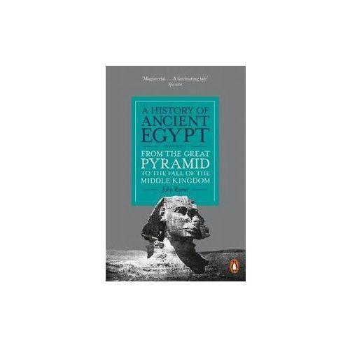 A History of Ancient Egypt v.2 - Romer John. DARMOWA DOSTAWA DO KIOSKU RUCHU OD 24,99ZŁ (9780141399720)