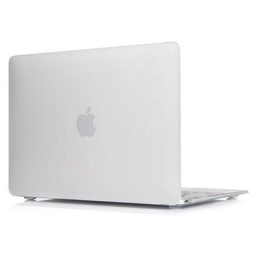 MacBook Air 13'' etui pokrowiec hard case Biały - Biały