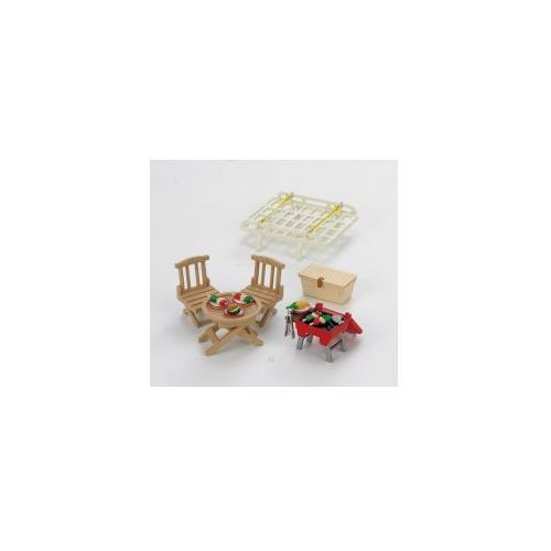 Epoch Sylvanian families bagażnik dachowy z zestawem piknikowym*