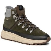 Sneakersy - tomas 19643887 military green g711 marki Gant