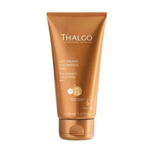 Thalgo AGE DEFENCE SUN LOTION SPF15 Przeciwzmarszczkowe mleczko do opalania SPF 15 (VT4390), kup u jednego z partnerów