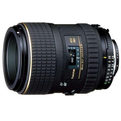 Tokina AT-X 100 mm f/2.8 AF PRO D makro / Nikon, T510003