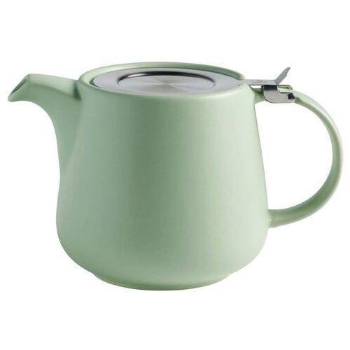 Maxwell & williams - tint - dzbanek do herbaty, miętowy, 1,20 l (9315121753652)