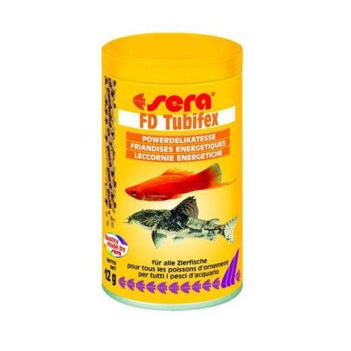 Sera  tubifex - pokarm dla ryb mięsożernych 100ml
