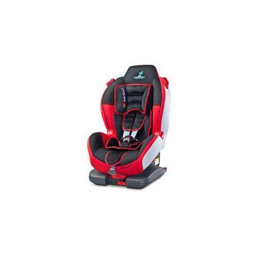 Fotelik samochodowy Sport TurboFIX 9-25kg Caretero (czerwony)