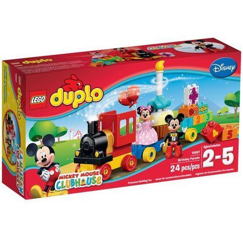 OKAZJA - Lego DUPLO Mickey&minnie urodzinowa parada 10597