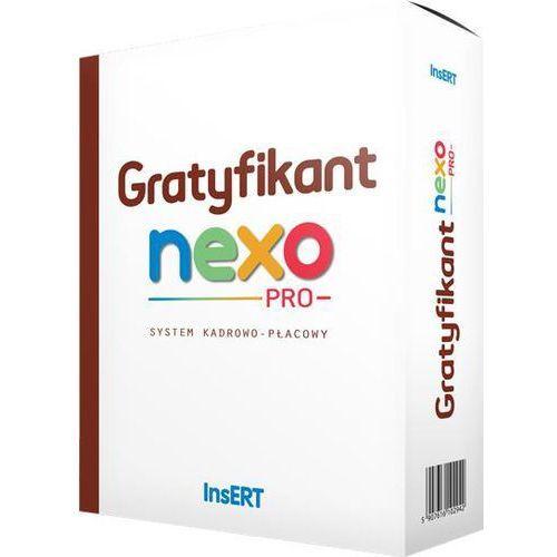Insert Program gratyfikant nexo pro (gnp50) darmowy odbiór w 21 miastach! (5907616102942)