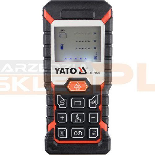 Yato Yt-73125 dalmierz laserowy 40m