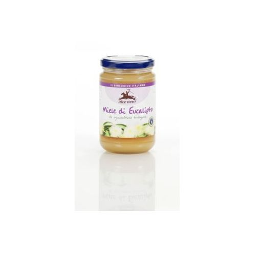 Miód eukaliptusowy BIO 400g