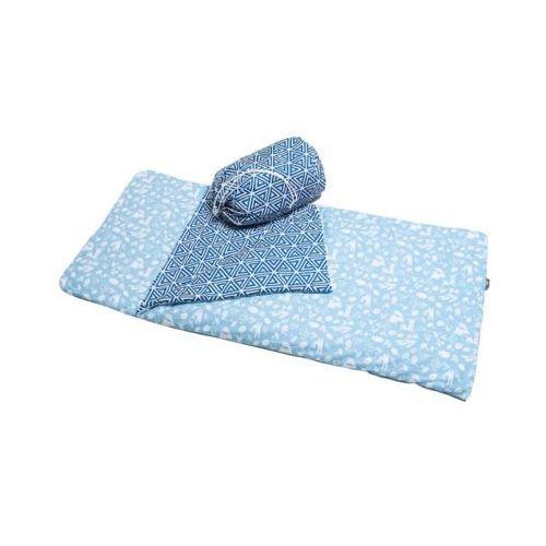 PULP Śpiworek ocieplany do spania Dla dzieci Zwierzątka Niebieskie, kolor niebieski