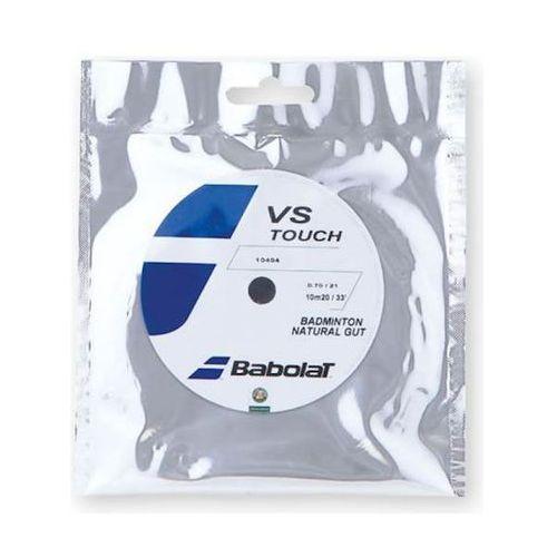 Naciąg badminton vs touch gut comfrot 0,75mm color 128 set 10m marki Babolat