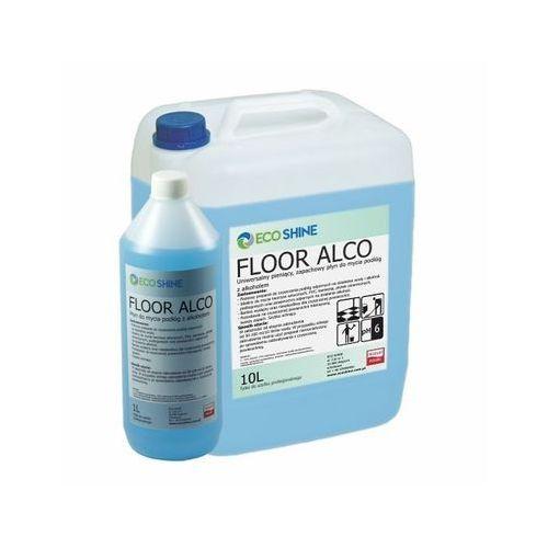 Floor alco - pieniący, zapachowy płyn do mycia podłóg marki Eco shine