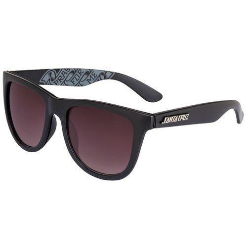 okulary słoneczne SANTA CRUZ - Ghost Lady Sunglasses Black (BLACK) rozmiar: OS, kolor żółty